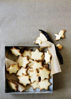 Christmas cookies | star shaped cookies