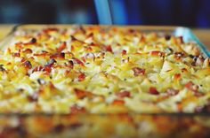 recipe image Recipe Images, Hawaiian Pizza, Macaroni And Cheese, Side Dishes, Food And Drink, Ethnic Recipes, Mac Cheese, Side Plates, Mac And Cheese
