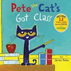 Pete the cat loves math, but his friend Tom struggles, so Pete decides to help his friend understand his math homework.