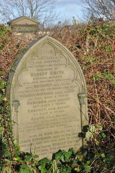 The Graveyard Detective: Death of Four Brothers