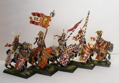 Bretonnian Knight of the Realm Unit