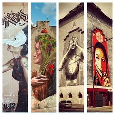 our most liked instagram pics in june 2013: *** @sokaruno_graffitiart *** #EtamCru *** and the @faithfortyseven / @obeygiant tower *** bigup to all artist, followers and friends. most engaged were @pistoja and @troobl3 … thx an keep going #Padgram Followers, June, Tower, Friends, Artist, Painting, Instagram, Amigos, Computer Case