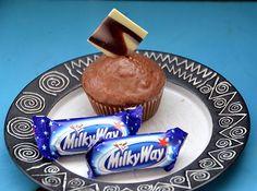 Milky - Way - Muffins, ein tolles Rezept aus der Kategorie Kuchen. Bewertungen: 7. Durchschnitt: Ø 3,3.