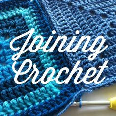 How to join crochet