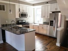 New Renovated Kitchen By: Redesign by Indigo #LancasterCity