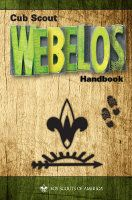 Here is the Webelos Handbook with all the information needed to become a Webelos Scout!