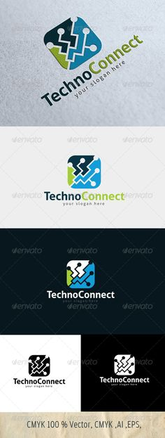 logo for sale TechnoConnect