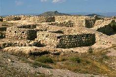 Poblado de los Millares. Almeria. 2700-1800 a.C