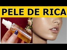 Pele de RICA em 3 Minutos para RUGAS e MANCHAS - USE a NOITE ANTES DE DORMIR ( COM AUDIO) - YouTube Over Dose, Youtube, Oily Skin, Beauty Hacks, Hair Beauty, Make Up, Lens, Marilyn Monroe, Manicure