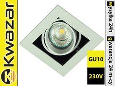 PROMOCJA!! oprawa halogenowa LED 230V uchylna K421
