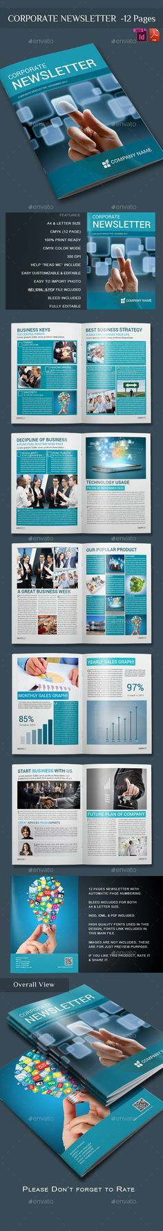 Case Study Template I Flyer  Print Templates Template And Flyer