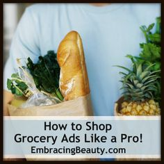 How to Shop Grocery Ads Like a Pro!
