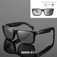 Reflective Polarized u-v sunglasses