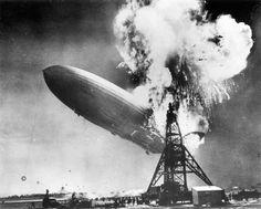 May 6, 1937 — Hindenburg disaster