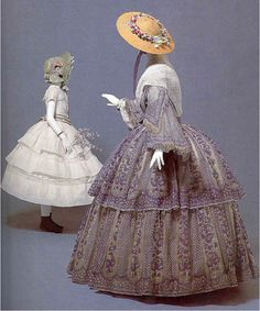 1860s pork pie hat | crinoline