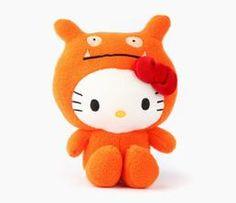 "Ugly Doll x Hello Kitty 7"" Plush: Wage"