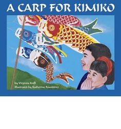 Although the tradition is to present carp kites only to boys on Children's Day, Kimiko's parents find a way to make the day special for her. The colorful illustrations show the enchantment of the flowing carp kites on Children's Day and the beauty of the Emperor's court dolls on Doll's Day.