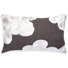 Pillows - Malachite Satin Stitch Long Throw Pillow