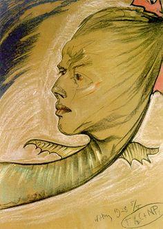 portret Michała Choromańskiego