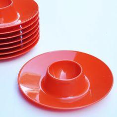 DÉCOR egg cups 1960s
