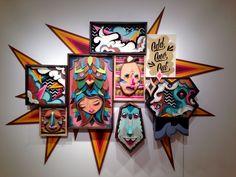 The Vibrant Installations, Functional Art of Alex Yanes | Hi-Fructose Magazine