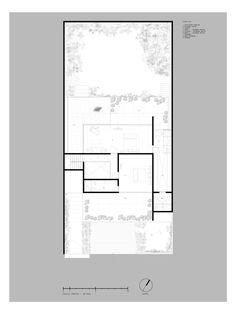 Caúcaso House,Upper Floor Plan