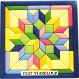 227 Starblock is a New Quilt Magic Kit