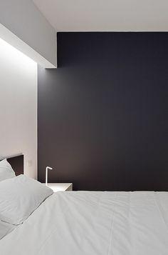 Bedroom, Bed'n Design Hotel in Italy by Giuseppe Merendino _