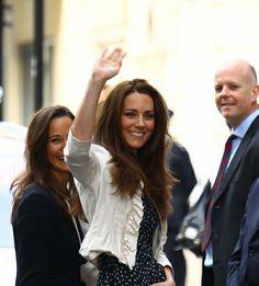 Kate Middletons Royal Wedding hairstyle transformation, Part 1