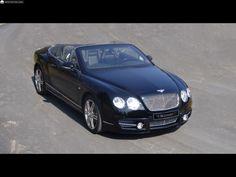 Fotos del Mansory Bentley Continental GT & GTC - 10 / 16