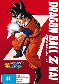 - Dragon Ball Z Kai Limited - Complete Collection The last descendants of an evil race of warriors known as the Saiyans are on a collision course with Earth, and Goku - the strongest fighter on the planet.