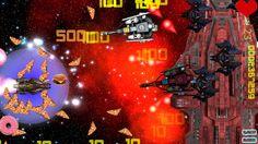 Galactic Escape is an arcade space adventure.