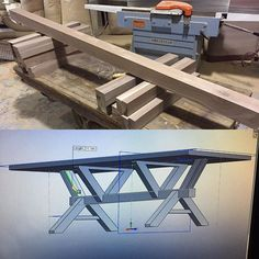 A few hours of calm in a shop that is better equipped than I #martingoebel could have ever imagined... to work on a fabrication solely of my own... #2ndshift #midnightoil It's a long way from grandma's 2 car garage but oddly similar #madeinstl #goebel_co_furniture @solidworks #furnituredesign