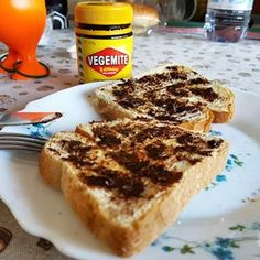 """Vegemite, Australia  """"Concentrated yeast extract. It looks like it sounds. Black, the consistency of tar, and the smell of a bartender's shirt after a busy night on the taps. It's as salty as the Dead Sea, but my word, lightly smear that stuff on some buttered toast and you're in breakfast nirvana. Vegemite courses through my arteries. 23 National Delicacies That Seem Weird To The Rest Of The World"""