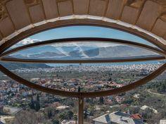 Windows _ detail | public building | Volos | school | interior design | view | local architecture | education | entertainment _ visit us at: www.philippitzis.gr