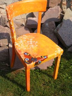 Stühle - BZR Galerie #chair # drawing #selfmade