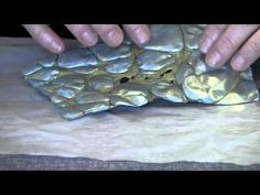 Mixed Media Techniques - With Textiles Artist Kim Thittichai - Colouricious Mixed Media Techniques, Textiles Techniques, Art Techniques, Sculpture Techniques, Art Textile, Textile Artists, Textile Sculpture, Quilt Tutorials, Art Tutorials
