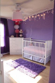 Baby nursery decor: Lighting can make a big statement | #BabyCenterBlog #ProjectNursery