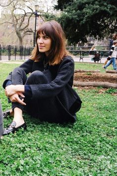 """I really really LOVE the style of Alexa Chung. No matter WHAT she wears, it always looks put together classy. She's a very good example of Classic British style: Simple, not overly done or exaggerated, just clean and complete. You know somone put effort into it, but it's not """"Look at Me"""" type of fashion. You could wear the outfit almost anywhere.It's just pure style."""