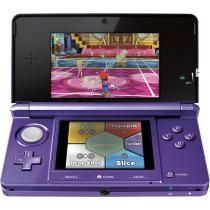 Nintendo - 3DS (Midnight Purple)