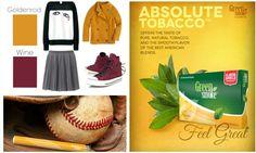 Cooperstown - Muistele aikaa, jolloin elämä oli yksinkertaisempaa - Green Smokella. Sopii hyvin Absolute Tobacco maun kanssa.