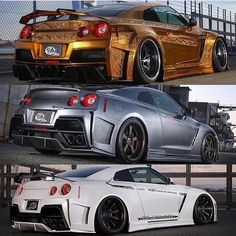 Which one would you pick? #Nissan #GTR #NissanGTR