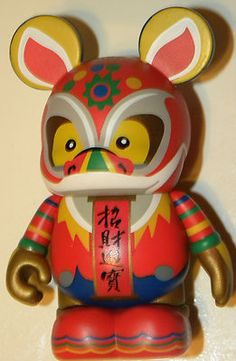 Disney Vinylmation - Holiday 3 : Chinese New Years Dragon