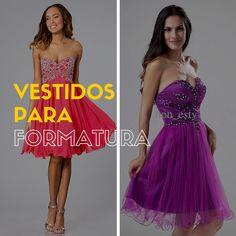 Vestidos para Formatura - http://webfeminina.com/vestidos-para-formatura/