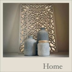 Mirror with doormat Diy Wall Decor, Diy Home Decor, Home Living Room, Living Room Decor, Wooden Summer House, Painted Furniture, Diy Furniture, Stencil Decor, Shabby Chic Crafts