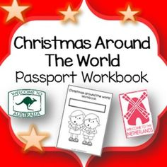 Inside you will everything you need to work through your travels round the world at Christmas time, including: - World Map - Passport Workbook with individual pages for each country visited - Passport Stamps to glue in as you visit each country - Venn Diagram for comparisons with either your own country or two different countries.