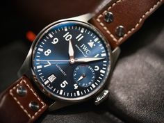 "IWC [NEW][2016 NEW MODEL] Big Pilot's Watch Edition ""Le Petit Prince"" IW500916 (Retail:CHF 13900) ~ OUR PRICE: HK$72,000.  #IWC #IWCPILOT #IWC_PILOT #LEPETITPRINCE #IWCLEPETITPRINCE #IWC_LE_PETIT_PRINCE #LE_PETIT_PRINCE #IWC500916 #IW500916"