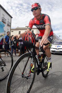 Vuelta a España 2014 - Stage 8: Baeza - Albacete 207km - Cadel Evans (BMC)