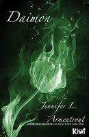 Las hojas del desván (blog literario): Daimon - J.L. Armentrout