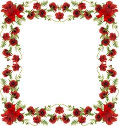 Wallpaper Natal, Islamic Wallpaper Hd, Heart Wallpaper, Colorful Wallpaper, Flower Picture Frames, Flower Frame, Gifs Cute, Gifs Disney, Boarders And Frames